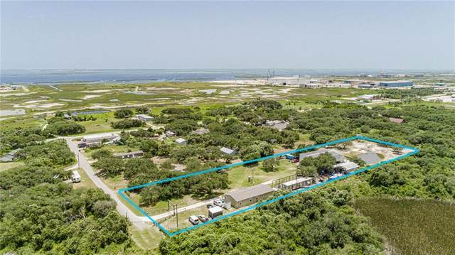 1245 Cr 2192, Aransas Pass, TX 78336 (MLS #366079) :: Desi Laurel Real Estate Group