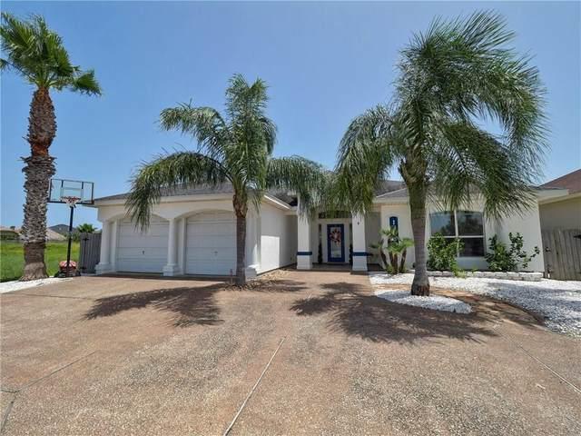 13769 Hawksnest Bay Drive, Corpus Christi, TX 78418 (MLS #366098) :: Desi Laurel Real Estate Group