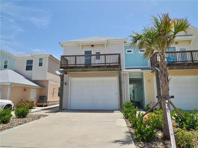 152 Paradise Pointe Drive #106, Port Aransas, TX 78373 (MLS #366204) :: Desi Laurel Real Estate Group