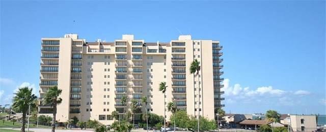 1400 Ocean Drive 101A, Corpus Christi, TX 78404 (MLS #366233) :: KM Premier Real Estate