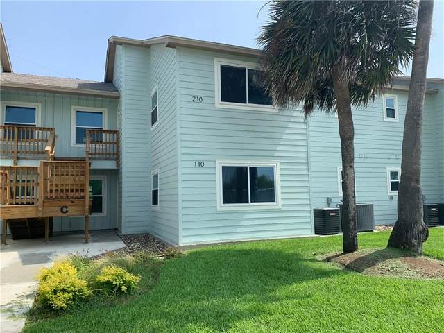230 Cut Off #110, Port Aransas, TX 78373 (MLS #366264) :: Desi Laurel Real Estate Group