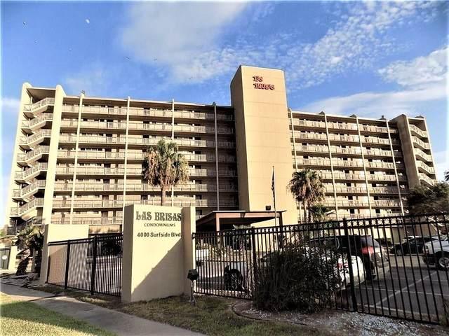 4000 Surfside Boulevard #310, Corpus Christi, TX 78402 (MLS #366343) :: RE/MAX Elite | The KB Team