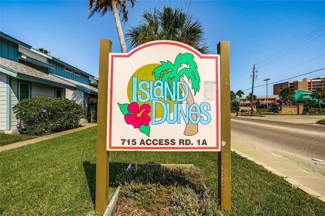715 Beach Access Road 1A #1305, Port Aransas, TX 78373 (MLS #366462) :: RE/MAX Elite Corpus Christi
