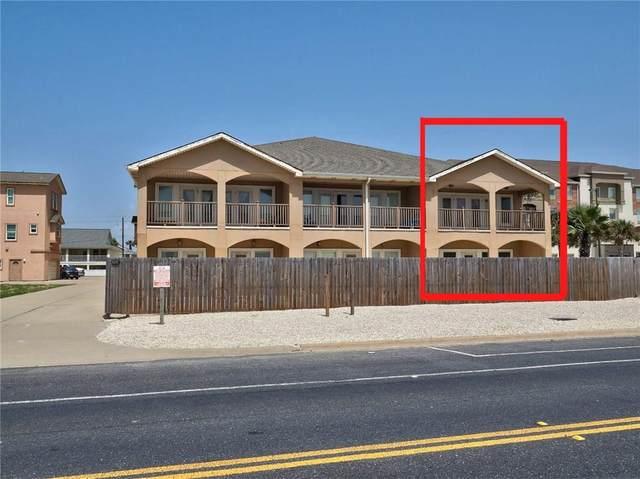 15217 Windward Drive #303, Corpus Christi, TX 78418 (MLS #366535) :: KM Premier Real Estate