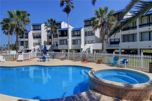 14401 Commodores Drive #108, Corpus Christi, TX 78418 (MLS #366603) :: KM Premier Real Estate