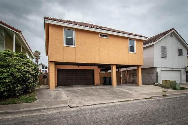 716 Enchanted Harbor, Corpus Christi, TX 78402 (MLS #366626) :: KM Premier Real Estate
