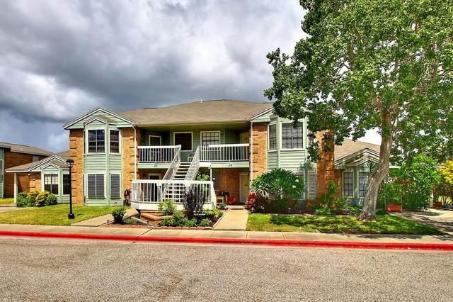 4445 Cedar Pass Drive #118, Corpus Christi, TX 78413 (MLS #366740) :: KM Premier Real Estate