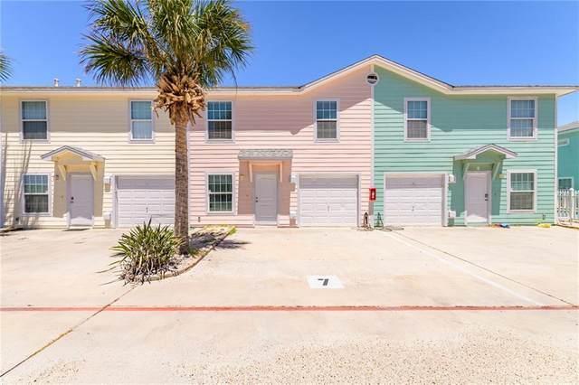 604 Beach Access 1A Street #7, Port Aransas, TX 78373 (MLS #366753) :: KM Premier Real Estate