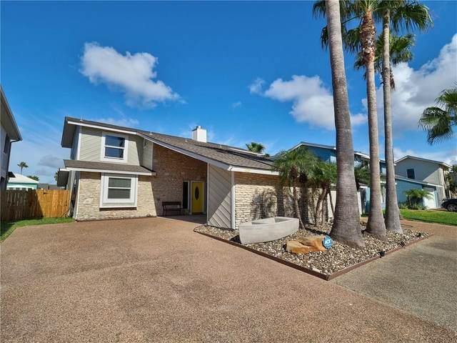 423 Marina Drive, Port Aransas, TX 78373 (MLS #366784) :: KM Premier Real Estate