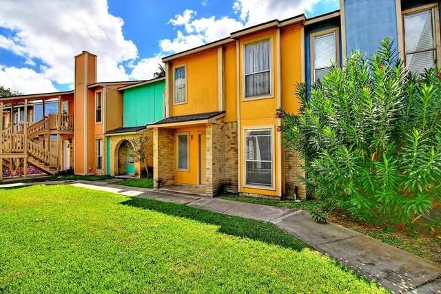 6702 Everhart F102, Corpus Christi, TX 78413 (MLS #366793) :: KM Premier Real Estate