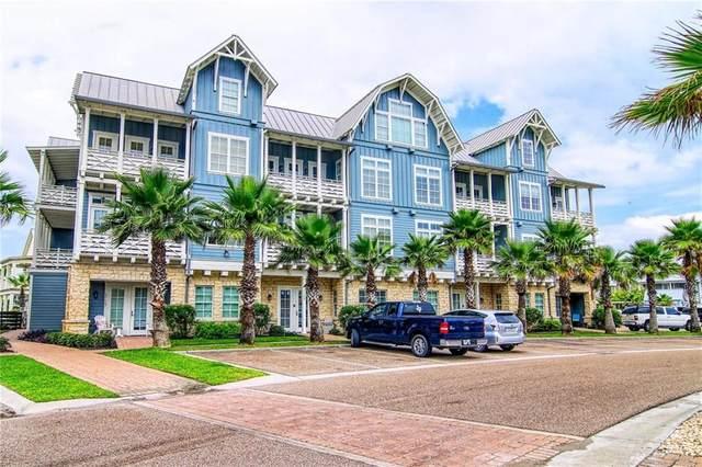 140 Social Circle 3-303, Port Aransas, TX 78373 (MLS #366844) :: KM Premier Real Estate
