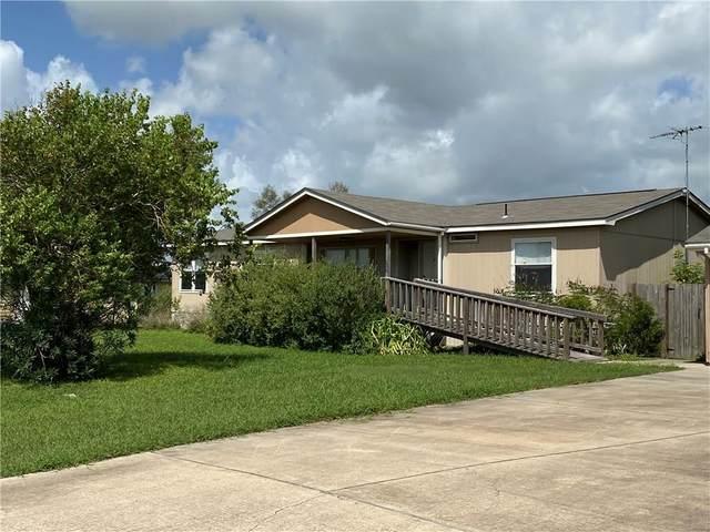 717 1st Street, Bayside, TX 78340 (MLS #366858) :: South Coast Real Estate, LLC