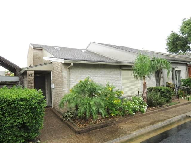 43 Rock Creek Drive, Corpus Christi, TX 78412 (MLS #366880) :: KM Premier Real Estate