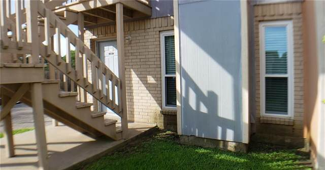 6702 Everhart U-104, Corpus Christi, TX 78413 (MLS #366894) :: KM Premier Real Estate