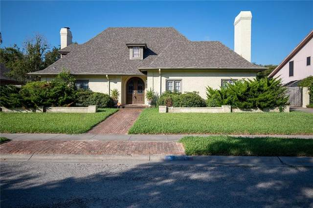 5313 Greenbriar Drive, Corpus Christi, TX 78413 (MLS #366936) :: KM Premier Real Estate