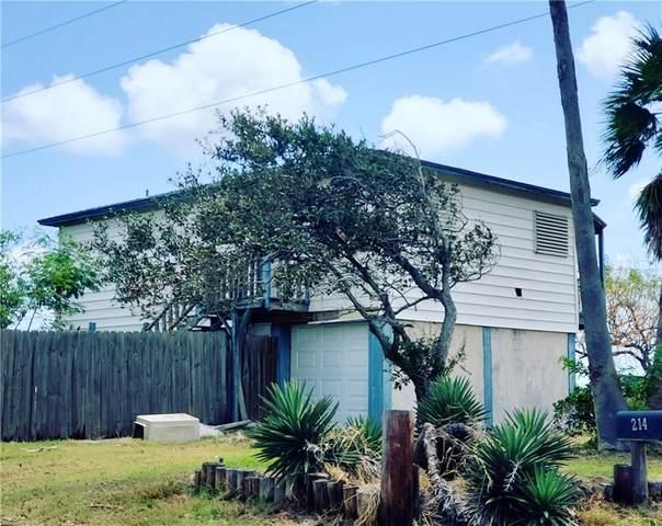 214 Lakeside Drive, Corpus Christi, TX 78418 (MLS #366939) :: South Coast Real Estate, LLC
