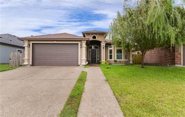 10309 Sir Nickolas Dr, Corpus Christi, TX 78410 (MLS #366941) :: KM Premier Real Estate