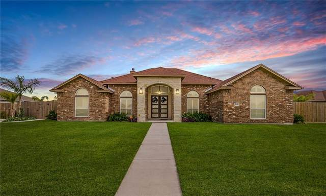 641 Hyacinth Drive, Corpus Christi, TX 78413 (MLS #366947) :: KM Premier Real Estate