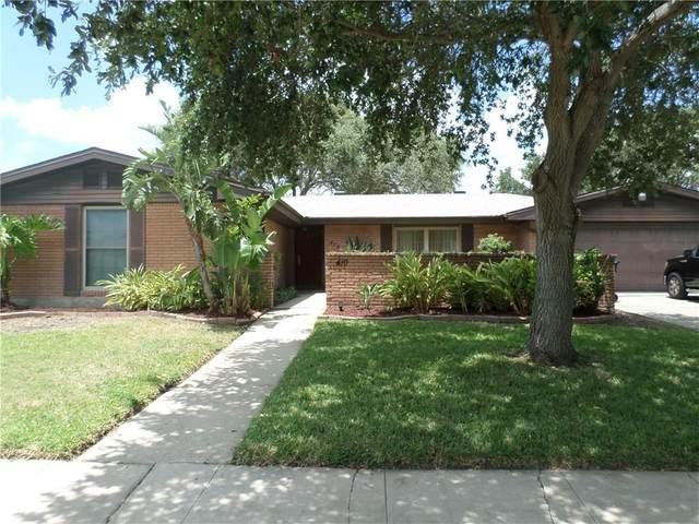 410 Sheridan Drive, Corpus Christi, TX 78412 (MLS #366960) :: South Coast Real Estate, LLC