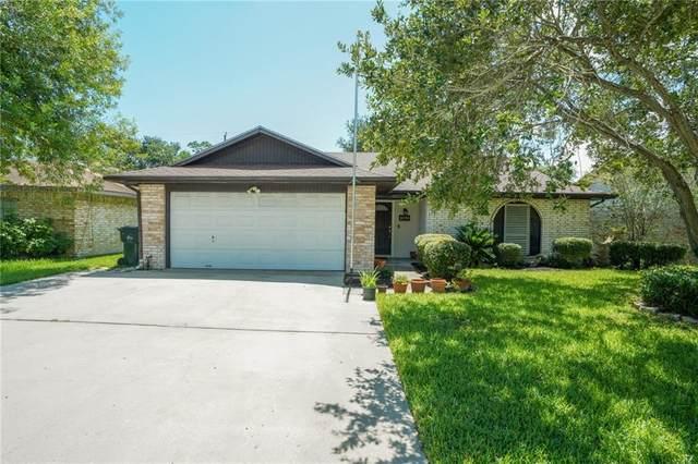5730 Crest Forest Drive, Corpus Christi, TX 78415 (MLS #366984) :: Desi Laurel Real Estate Group