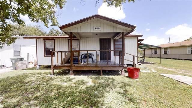 859 W Avenue E, Robstown, TX 78380 (MLS #367017) :: South Coast Real Estate, LLC