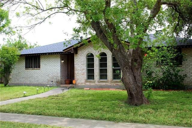 1338 Sandstone Drive, Corpus Christi, TX 78412 (MLS #367030) :: RE/MAX Elite Corpus Christi