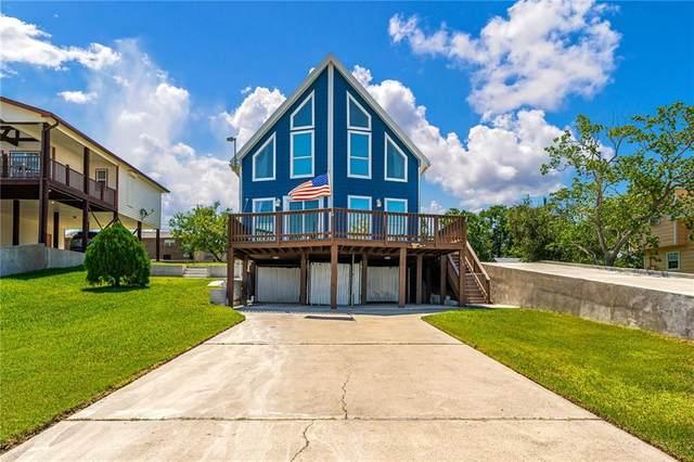 450 Woodhaven, Ingleside, TX 78362 (MLS #367105) :: KM Premier Real Estate
