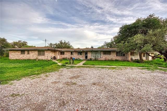8909 County Road 2495, Sinton, TX 78387 (MLS #367116) :: South Coast Real Estate, LLC