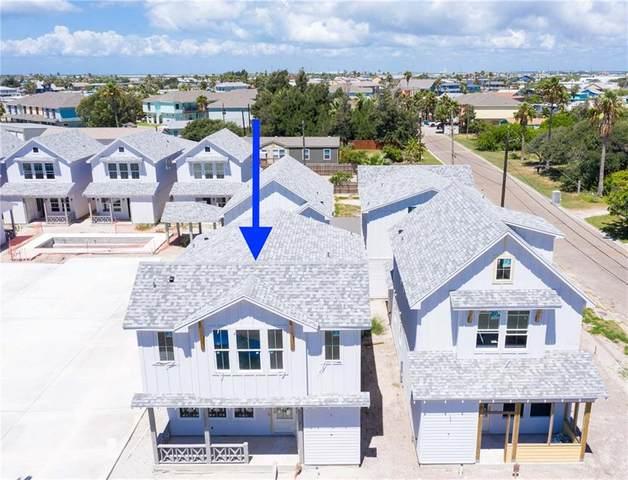 315 Oleander Street 1B, Port Aransas, TX 78373 (MLS #367117) :: KM Premier Real Estate
