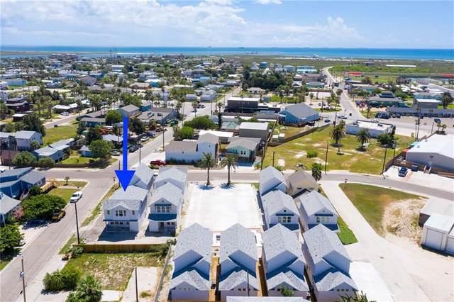 315 Oleander Street 1C, Port Aransas, TX 78373 (MLS #367118) :: KM Premier Real Estate