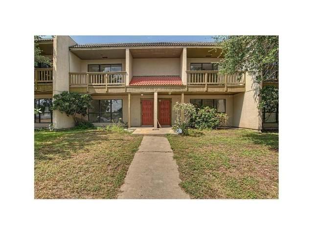 4226 Walnut Hills Drive #5, Corpus Christi, TX 78413 (MLS #367159) :: KM Premier Real Estate