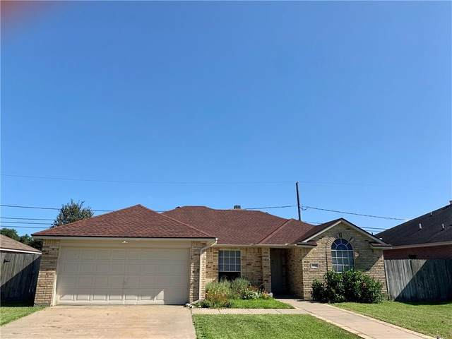 7242 Sun Valley Drive, Corpus Christi, TX 78413 (MLS #367186) :: KM Premier Real Estate