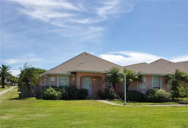 2304 Barcelona Drive, Ingleside, TX 78362 (MLS #367224) :: KM Premier Real Estate