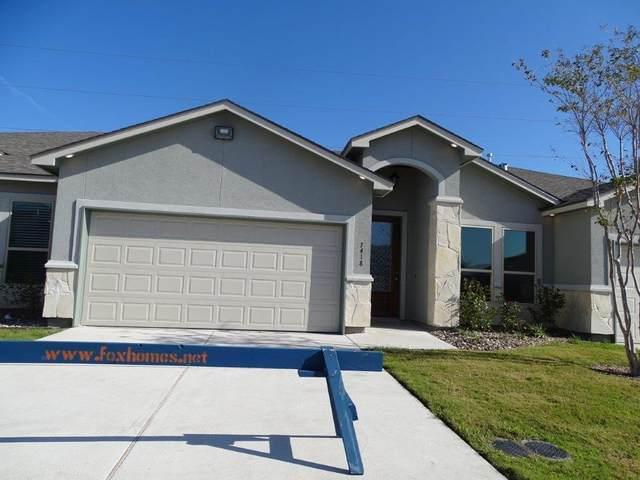7446 Seal Beach Court, Corpus Christi, TX 78412 (MLS #367231) :: Desi Laurel Real Estate Group