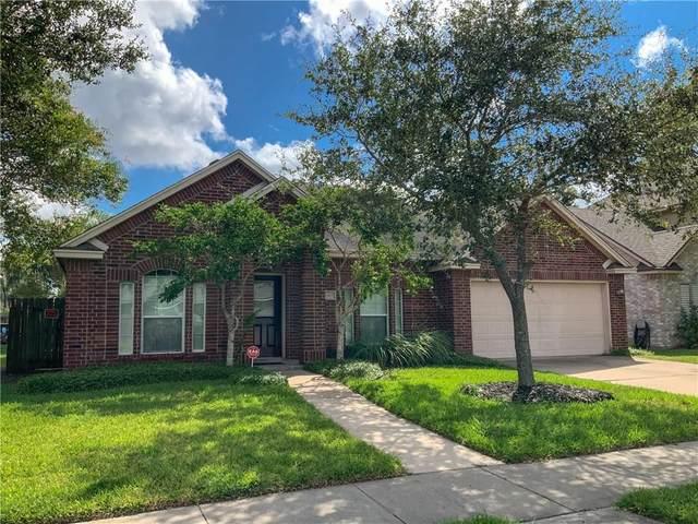 5305 High Bank Drive, Corpus Christi, TX 78413 (MLS #367249) :: KM Premier Real Estate