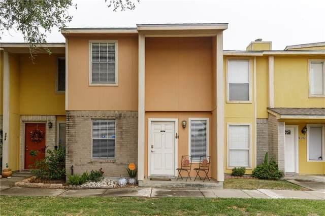 6702 Everhart Q103, Corpus Christi, TX 78413 (MLS #367252) :: KM Premier Real Estate