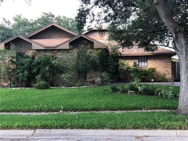 11610 Saspamco Creek, Corpus Christi, TX 78410 (MLS #367262) :: KM Premier Real Estate