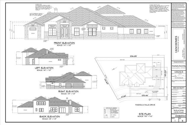 1938 Magnolia Falls Drive, Corpus Christi, TX 78415 (MLS #367270) :: Desi Laurel Real Estate Group