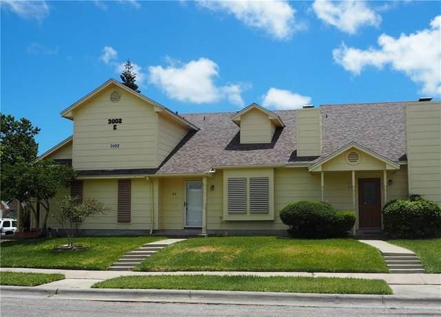 3002 Quail Springs Drive E-5, Corpus Christi, TX 78414 (MLS #367311) :: Desi Laurel Real Estate Group