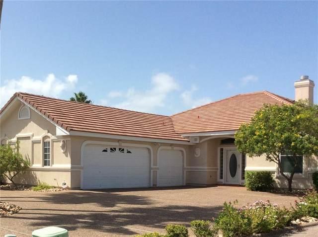 13866 Hawksnest Bay Drive, Corpus Christi, TX 78418 (MLS #367353) :: KM Premier Real Estate