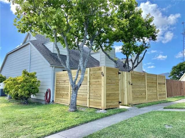 7252 The Mansions Drive O-4, Corpus Christi, TX 78414 (MLS #367400) :: Desi Laurel Real Estate Group