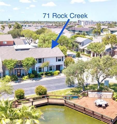 71 Rock Creek Drive, Corpus Christi, TX 78412 (MLS #367557) :: South Coast Real Estate, LLC