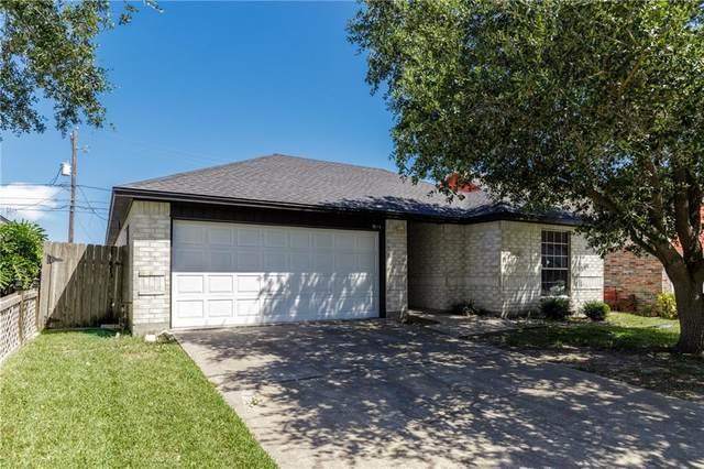 7614 Clearbrook Drive, Corpus Christi, TX 78413 (MLS #367711) :: South Coast Real Estate, LLC