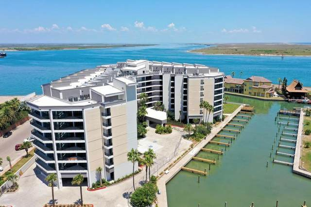 1000 N Station Street #316, Port Aransas, TX 78373 (MLS #369727) :: KM Premier Real Estate