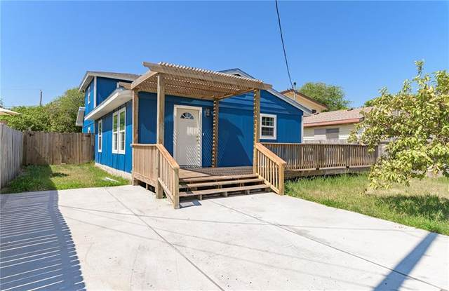 509 Webb Street, Corpus Christi, TX 78418 (MLS #369804) :: South Coast Real Estate, LLC