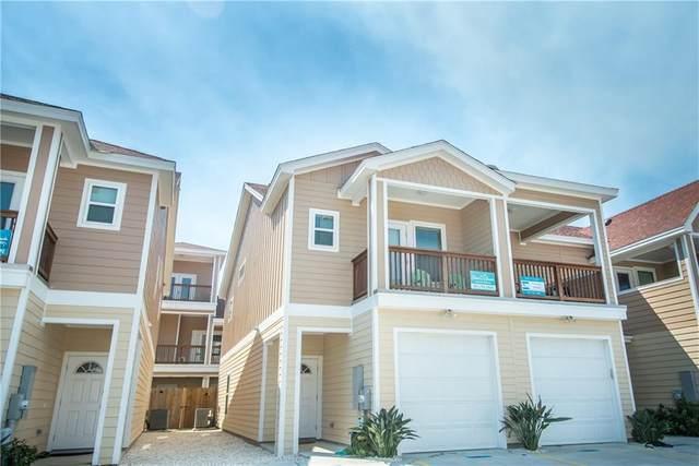 1813 S Eleventh Street #204, Port Aransas, TX 78373 (MLS #369973) :: South Coast Real Estate, LLC