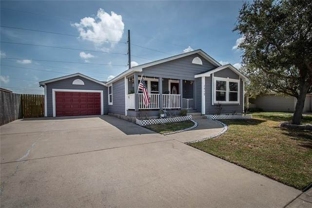 1517 Antoinette Drive, Corpus Christi, TX 78418 (MLS #370051) :: South Coast Real Estate, LLC