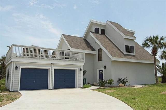 165 La Concha Boulevard, Port Aransas, TX 78373 (MLS #370063) :: South Coast Real Estate, LLC
