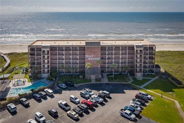 6021 St Hwy 361 #605, Port Aransas, TX 78373 (MLS #370144) :: Desi Laurel Real Estate Group