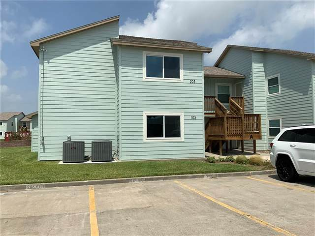 230 Cut Off #103, Port Aransas, TX 78373 (MLS #370161) :: RE/MAX Elite Corpus Christi